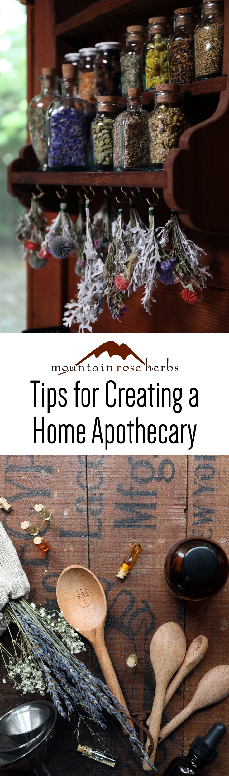 Tips for Creating a Home Apothecary Pin