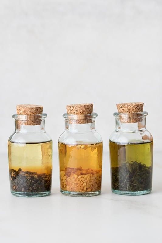 Soaking Bitter Herbs