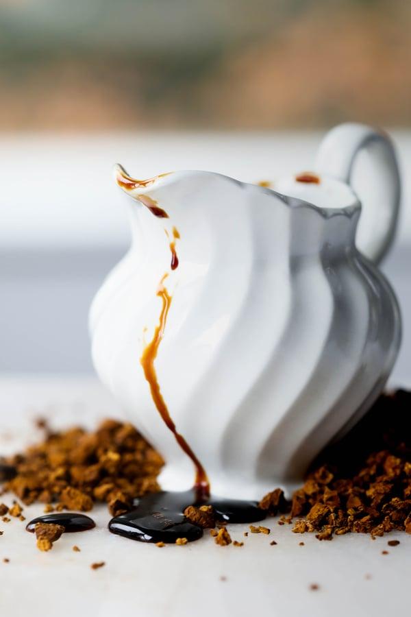 Chaga maple syrup