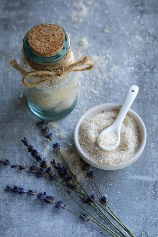 How to Make Your Own Mustard Bath Herbal Soak