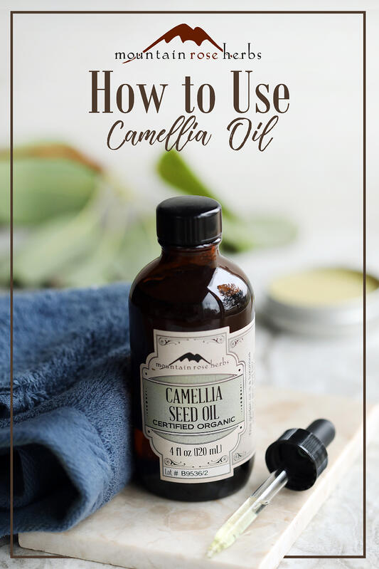 Pin to How to Use Camellia Oil