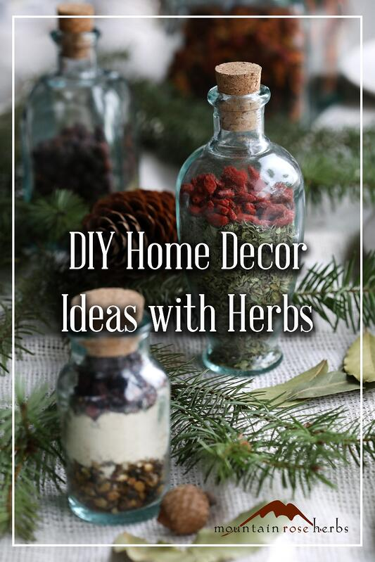 Pin to DIY Home Decor Ideas with Herbs
