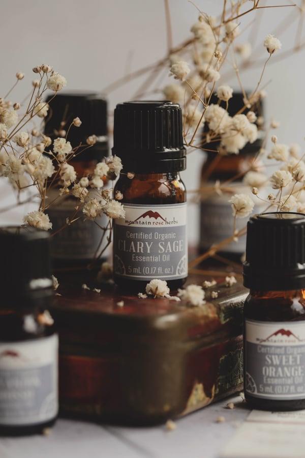 Essential Oils for Home Harmony