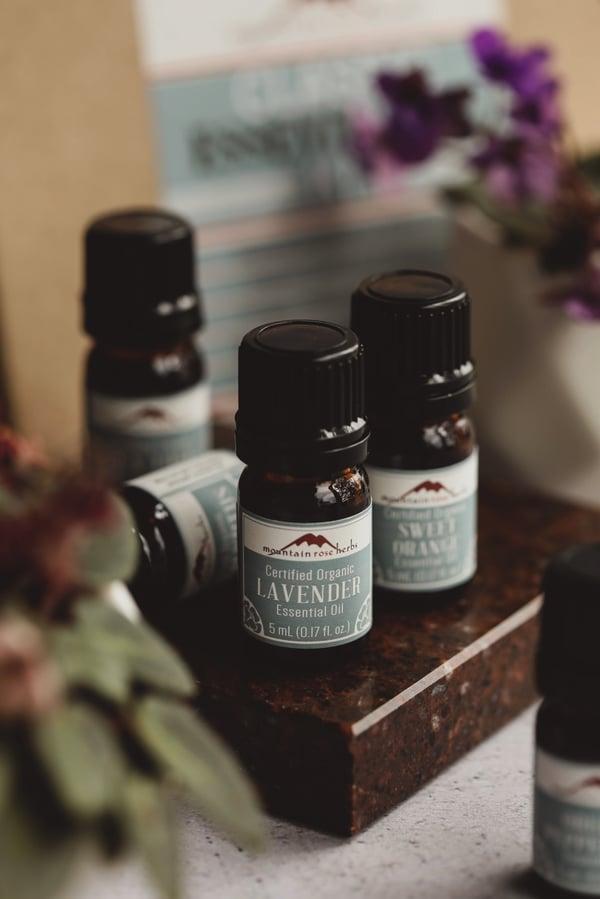 Basic essential oil kit