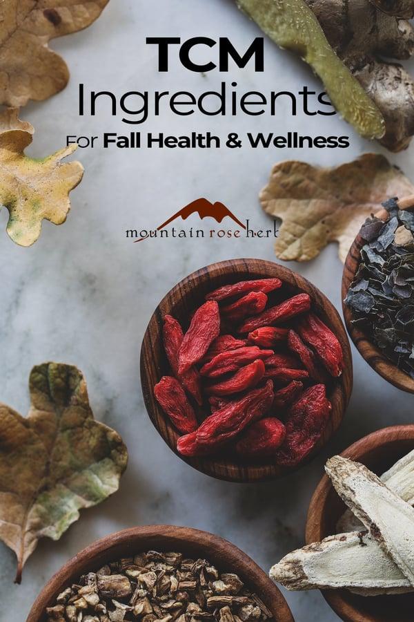 Autumn Nourishing Soups Pinterest pin for Mountain Rose Herbs