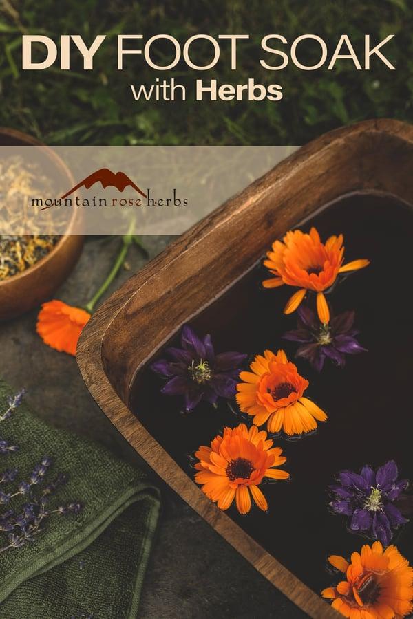Mountain Rose Herbs pin photo.