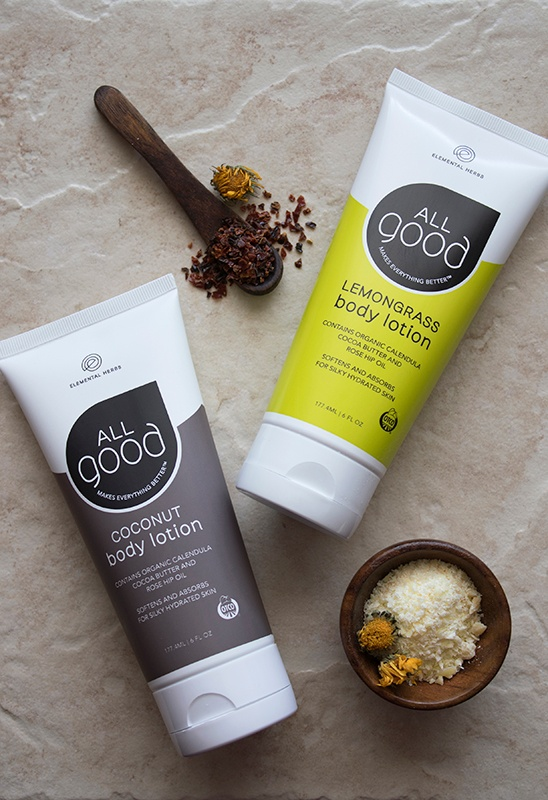 New in the Shop: All Good Lotions