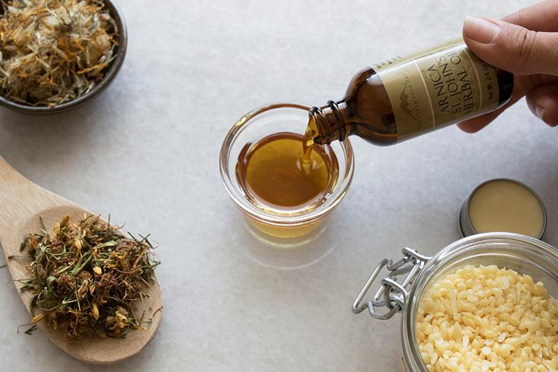 Summer Essential: Arnica & St. John's Herbal Oil