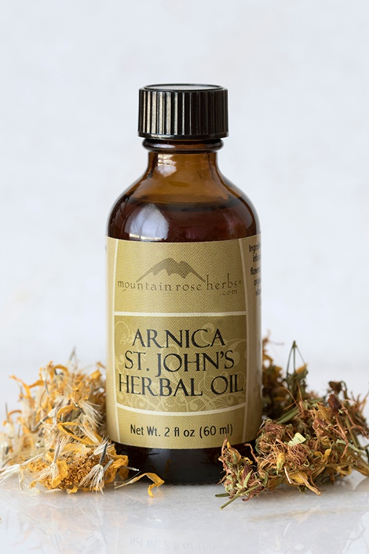 Summer Essential: Arnica & St. John's Herbal Oil