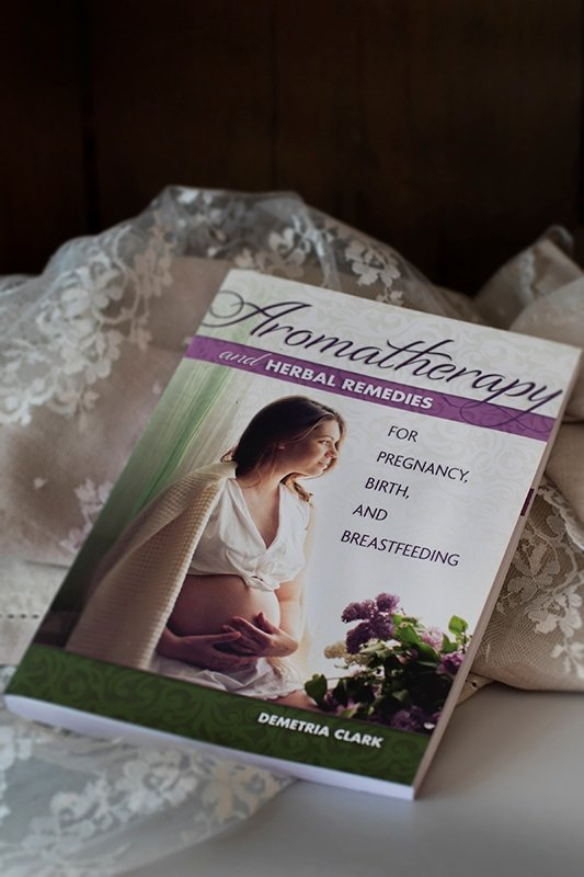 New Book: Aromatherapy and Herbal Remedies for Pregnancy