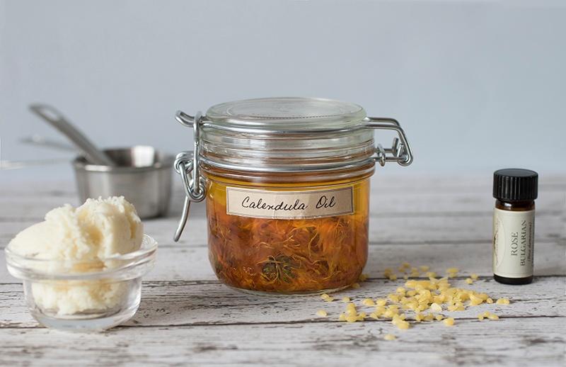 DIY: Herbal Oils