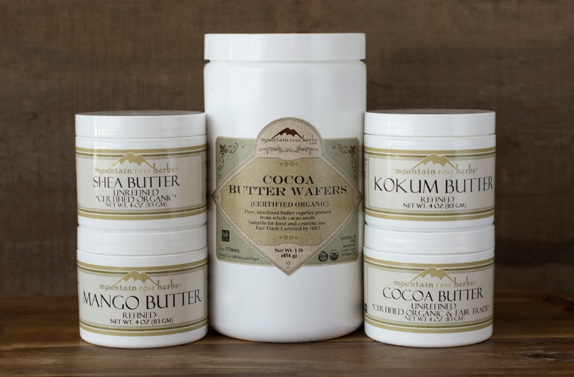All About Botanical Butters