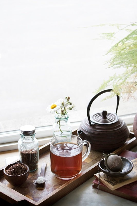 New in the Shop: Coconut Rooibos Tea