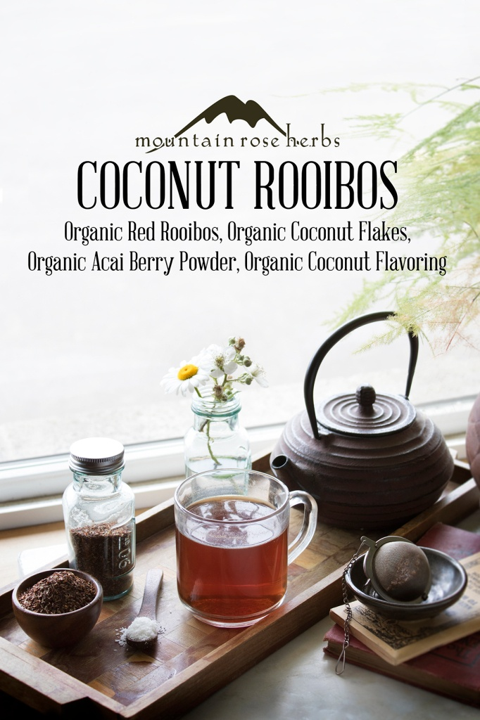 New In The Shop: Coconut Rooibos