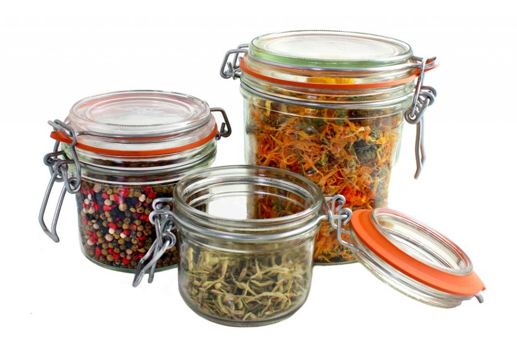 How to Store Herbs and Spices