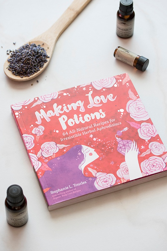 Making Love Potions the Book