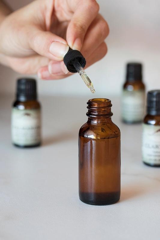 Blending Essential Oils for Love