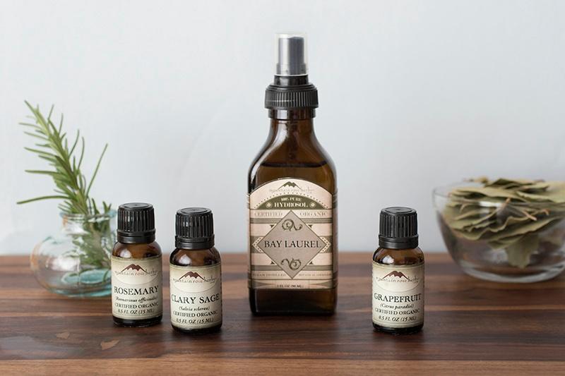 DIY: Focus Aromatherapy Mist
