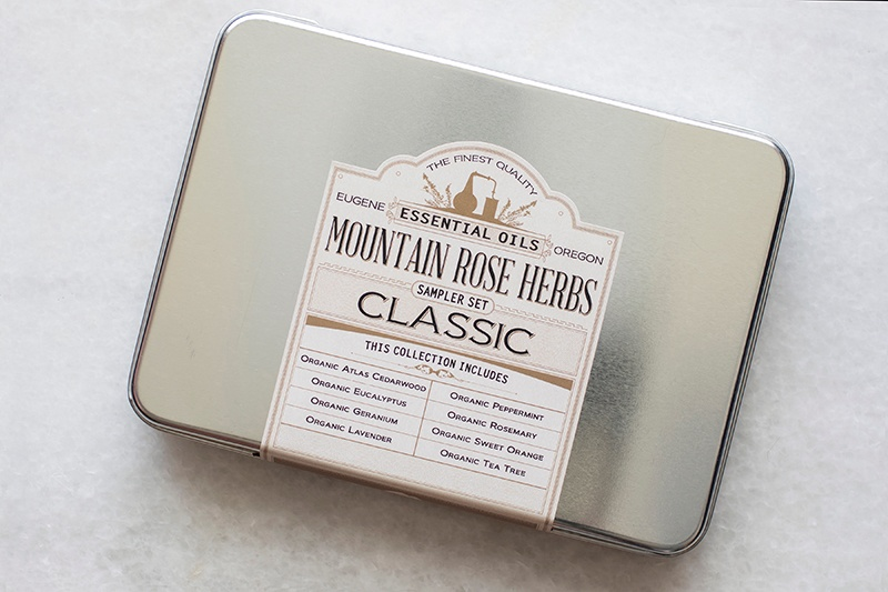 Newly Redesigned Classic Essential Oil Kit!