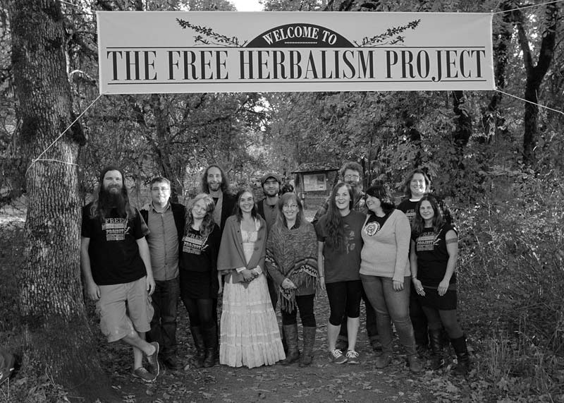 Free Herbalism Project featuring Susun Weed!