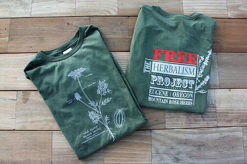 Free-Herbalism-Project-Carrot-Shirt