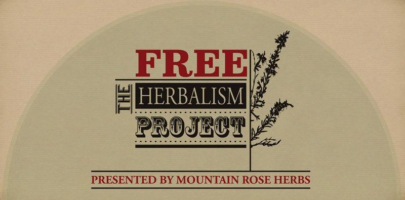 Free-Herbalism-Project-Logo-Brown