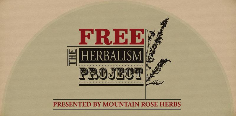 Free-Herbalism-Project-Logo-Brown