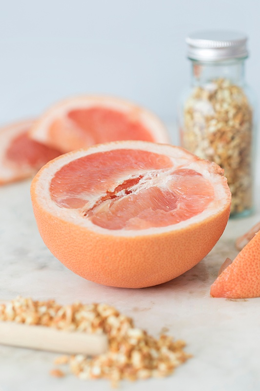 New in the Shop: Organic Grapefruit Peel