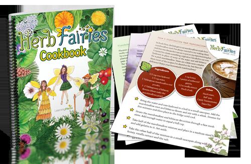 Herb Fairies - Download Free Cookbook