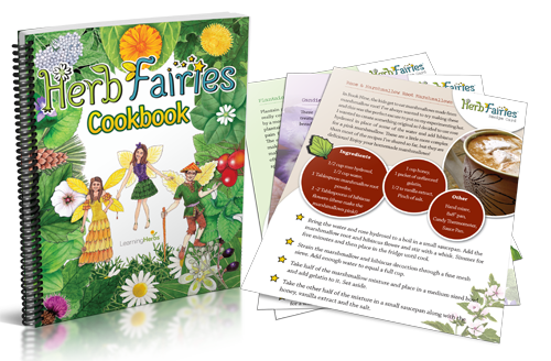 Herb Fairies - Download Free Cookbook