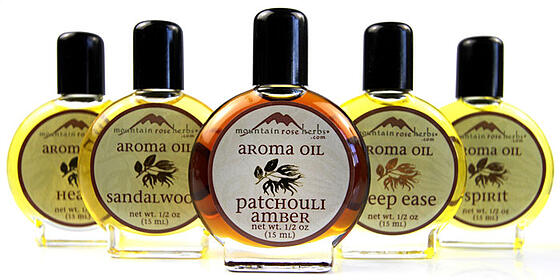 HOLIDAY-aroma-oils