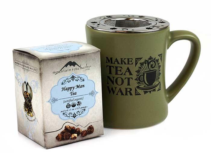 Happy Man Tea!