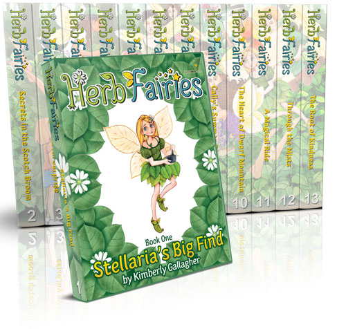Herb-Fairies-books