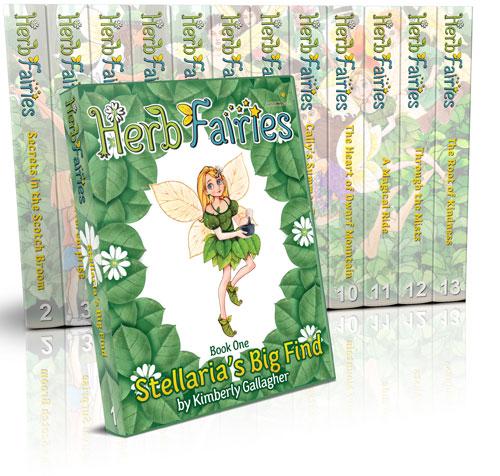 Herb-Fairies-books