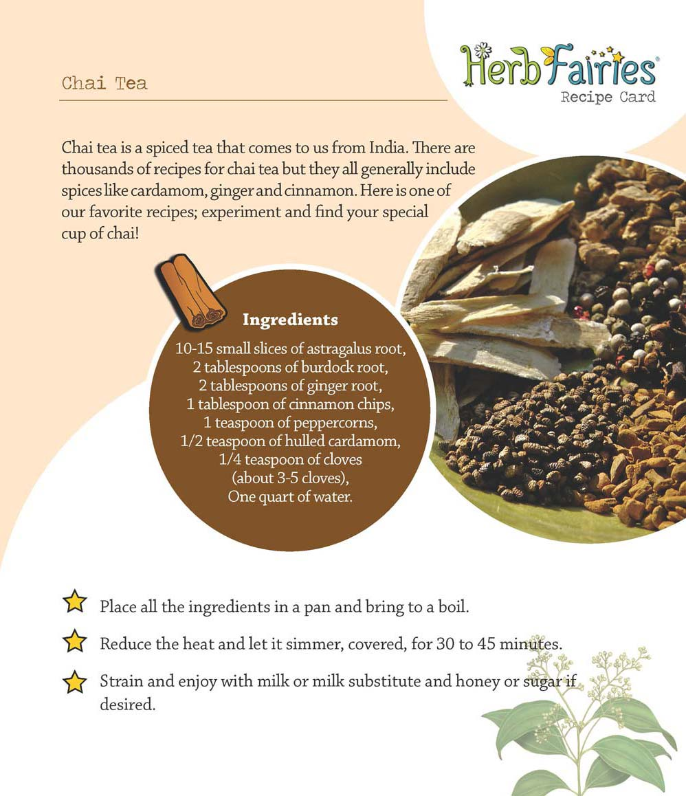 Free Download - Herb Fairies Cookbook