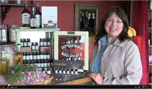 Essential Oils for Beginners with Kathi Keville - YouTube Series