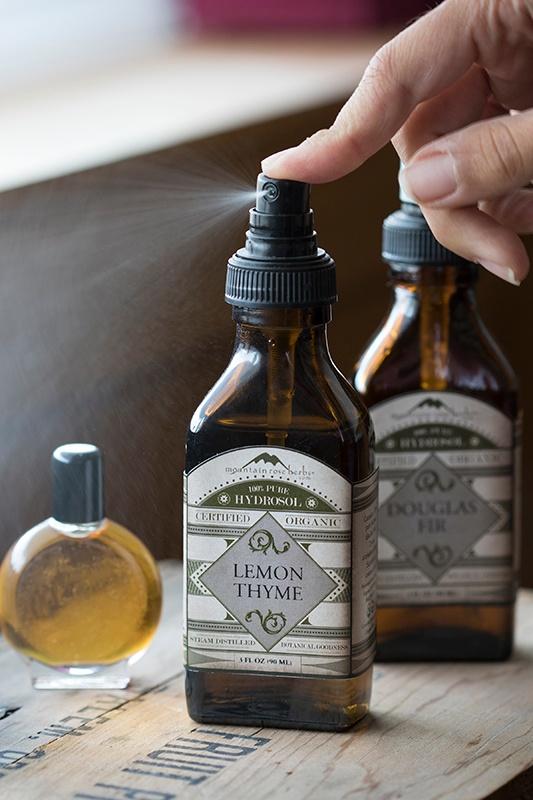 New in the Shop: Lemon Thyme Hydrosol