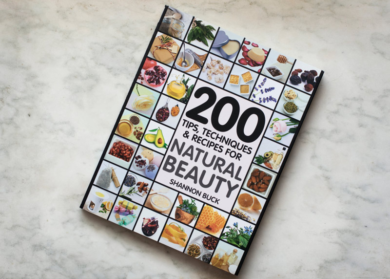 Book: 200 Tips Techniques and Recipes for Natural Beauty