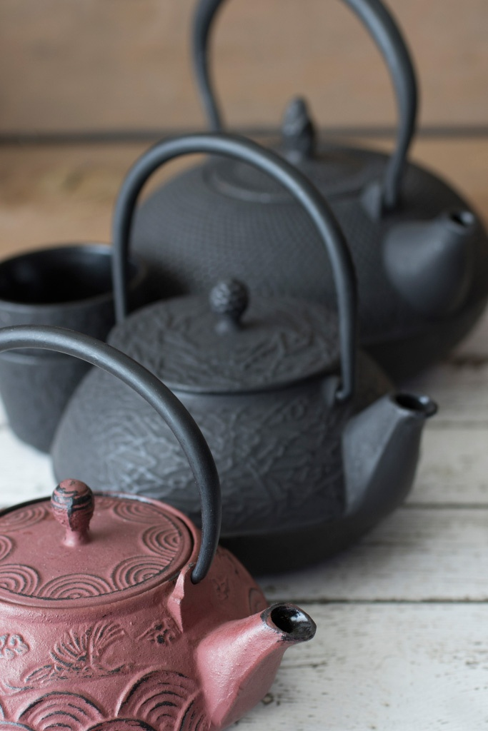 New in the Shop: Cast Iron Teapots