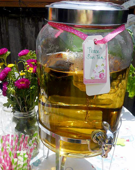 Herbal Summertime Party Punch Recipes