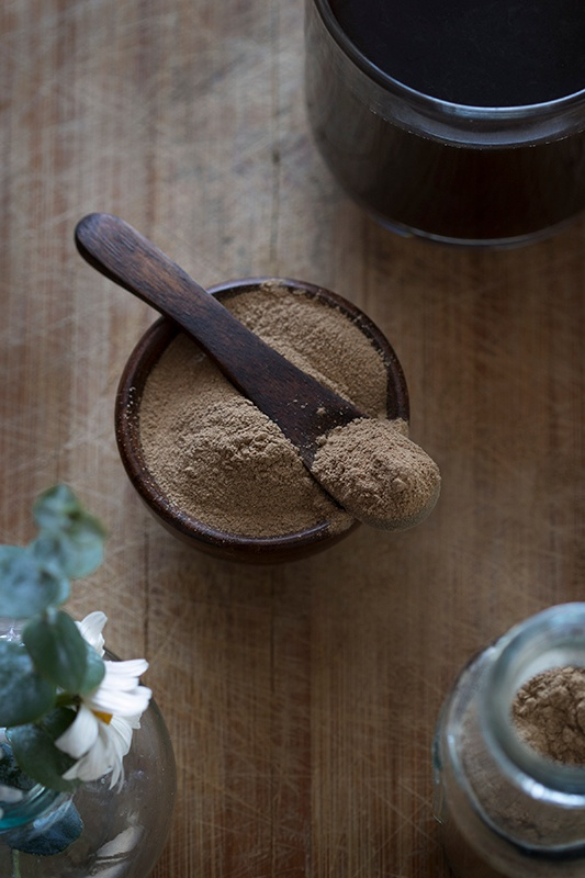 New in the Shop: Organic Roasted Dandelion Root Powder