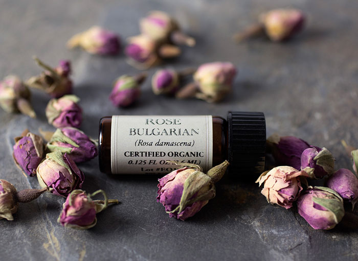 Learn about Rose Essential Oil from Mountain Rose Herbs
