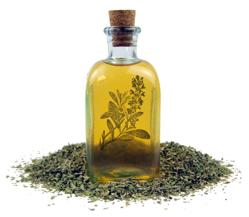 Sage-Vinegar