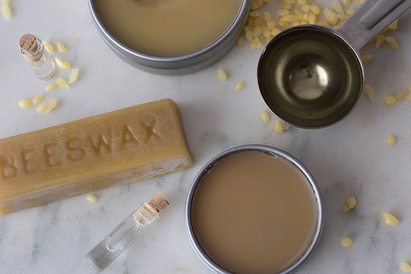 Beeswax and salve