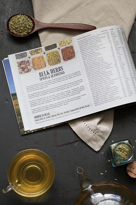Mountain Rose Herbs Spring/Summer 2016 Catalog!