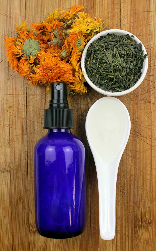 Soothing Sun Spray Recipe