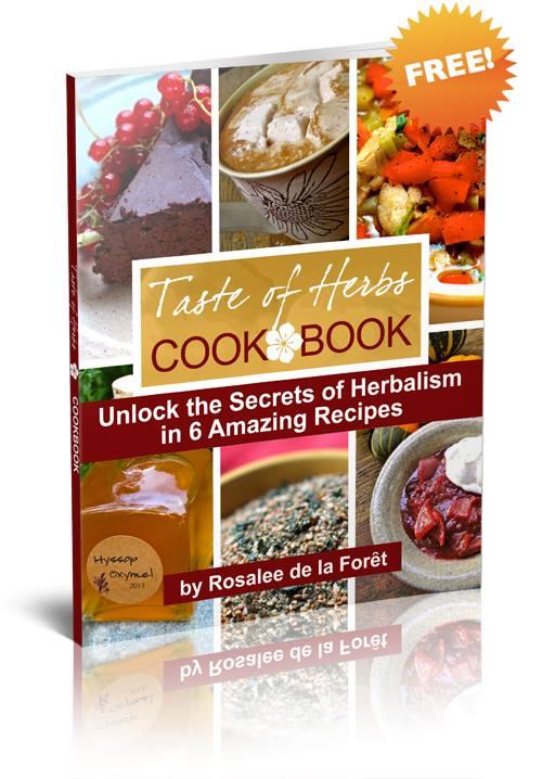 Taste of Herbs Cookbook