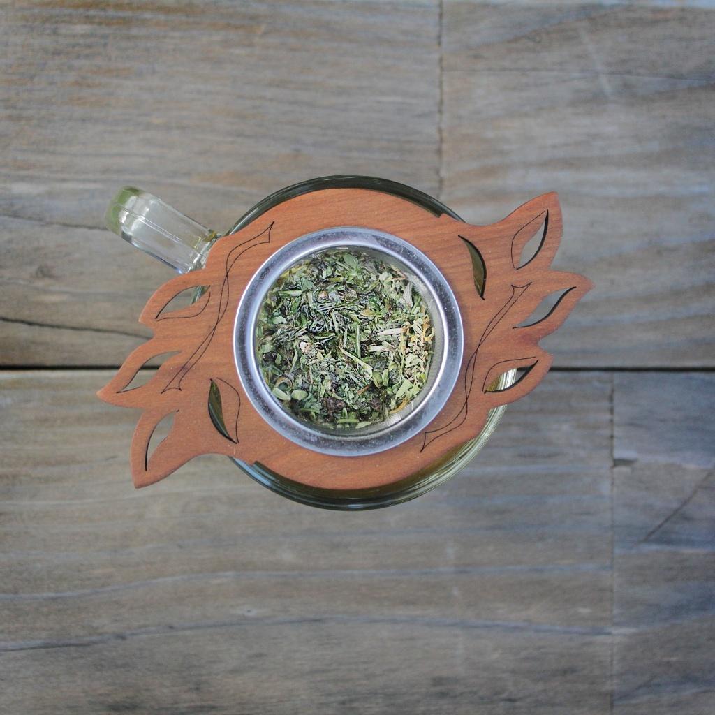 Tea in Nest Infuser