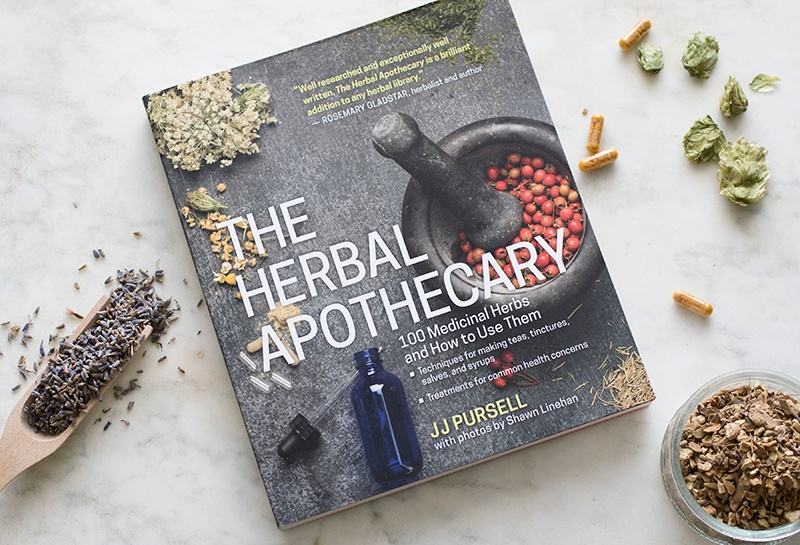 New in the Shop: The Herbal Apothecary