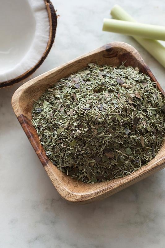 New Tea Blend: Tropical Guayusa